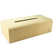 YK04-007Nw [NATURE-BOX ティッシュケース ナチュラルホワイト]