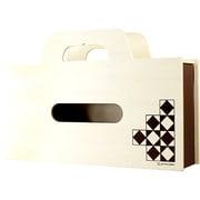 YK11-104-Br [BAG tissue(ティッシュケース&小物ケース) S ブラウン]