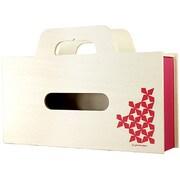 YK11-104-Pk [BAG tissue(ティッシュケース&小物ケース) S ピンク]