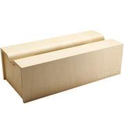 YK13-008-N [tissue case m ティッシュケース ナチュラル]