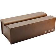 YK13-008-Br [tissue case m ティッシュケース ブラウン]