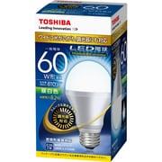 LDA8N-G-K/D/60W [LED電球 E26口金 昼白色 810lm 密閉器具対応 調光器具対応 E-CORE(イーコア)]