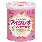 アイクレオのバランスミルク 小缶 320g [対象月齢:0ヶ月~]