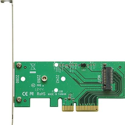 M.2-PCIE [M.2スロット増設インタフェースボード]