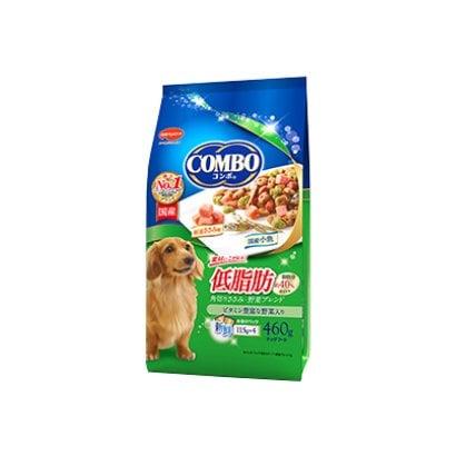 コンボ ドッグ 低脂肪 角切りささみ・野菜ブレンド [犬用 ドライフード 460g]
