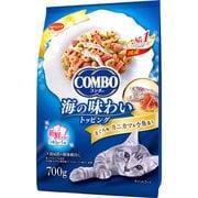 キャット まぐろ味・カニカマ・小魚添え [猫用 700g]