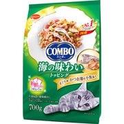 キャット まぐろ味・かつおぶし・小魚添え 700g [猫用 140g×5袋]