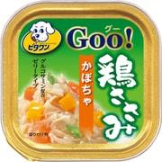 GOOささみ野菜かぼちゃ100g