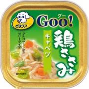 GOOささみ野菜キャベツ100g
