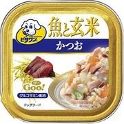 ビタワングー 魚と玄米 かつお 100g [犬用 全成長段階]