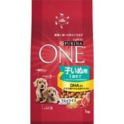 ピュリナワン子犬用1歳までラム1kg