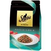 SDM12 シーバ ドゥマルシェ まぐろ・鶏ささみ・野菜の風味が香る彩りディッシュ900g [キャットフード ドライ]