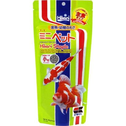 ミニペット240g [幼鯉・金魚用飼料]