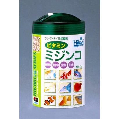 ひかりFDビタミンミジンコ12g [観賞魚用天然飼料]