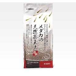 メダカ天然茶玉土1kg