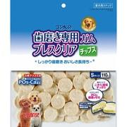 ゴン太の歯磨き専用ガム ブレスケア チップス [成犬用 110g]