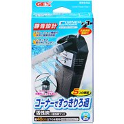コーナーパワーフィルター1 [F1 30~40cm水槽用水中フィルター(ポンプ式)]