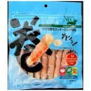NEOササミ巻きクッキーミルク8本