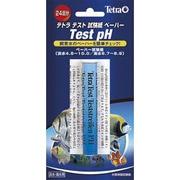 テトラテスト 試験紙PH (淡水・海水用)24枚