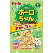 体にうれしいボーロちゃん 野菜Mix 140g [犬用 3ヶ月~]