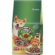 柴犬用 ビーフささみ緑黄色野菜小魚入り [柴犬用 ドッグフード 2.3kg]