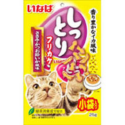 しっとりフリカケ [猫用 キャットフード ささみ・かつお節 いか風味 25g]