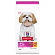 サイエンス・ダイエット 小型犬 シニアプラス 高齢犬用 10歳以上 750g [10歳以上 ドッグフード]