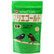 スリエゴールド 5分 [小鳥フード パンプキン&小松菜入り 220g]