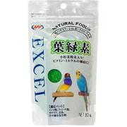 葉緑素 [小鳥用フード 補助食 80g]