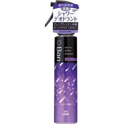 Ban シャワーデオドラント せっけんの香り 120ml