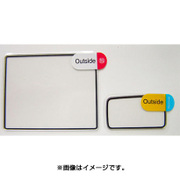 UNX-9251 [LCDカバー PENTAX K-3用 Twin 液晶カバー・表示パネルカバー 2枚セット]