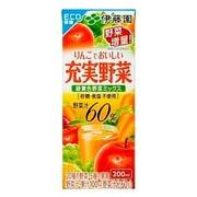 充実野菜緑黄色野菜ミックスアルミレス紙200ml×24本