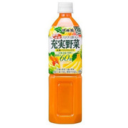 充実野菜 完熟バナナミックス [930g×12本]