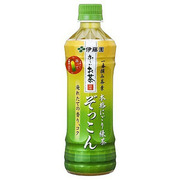 お~いお茶 ぞっこん 500ml×24本 [緑茶飲料]