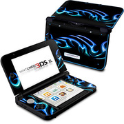 Nintendo 3DS LL Skin Cool Tribal [3DS LL用 ドレスアップシール]