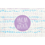 Play Station 4 Skin Hakuna Matata [プレイステーション4用]