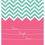 Play Station 4 Skin Live Laugh Love [プレイステーション4用]