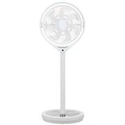 KAM-LV1402D(WH) [リビング扇風機 kamomefan(カモメファン) DCモーター リモコン付 ホワイト]