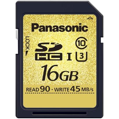 RP-SDUC16GJK [SDHCカード 16GB CLASS10]