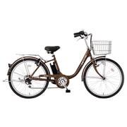CES26BR [電動アシスト自転車 26型 外装6段変速 ブラウン]