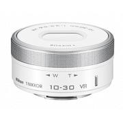 1 NIKKOR VR 10-30mm f/3.5-5.6 PD-ZOOM ホワイト [レンズ]