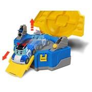 ロボカーポリー へんしんロボットプラスポリー専用 あそべるキャリングケース