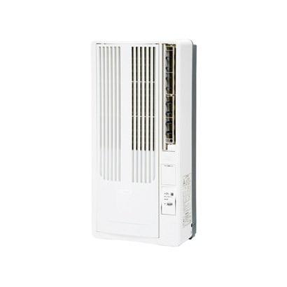 KAW-1846/W [窓用エアコン (冷房除湿専用・4.5~7畳) ホワイト]