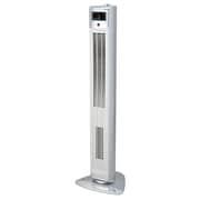 KHF-1240S [送風機能付ファンヒーター HOT&COOL ハイタワーファン 人感センサー DCモーター リモコン付 シルバー]