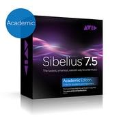 Sibelius 7.5 アカデミック版 [楽譜作成ソフトウェア]