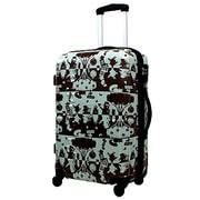 H0010T-55 136 [スーツケース 旅行日数目安:2~3泊 52L/59L(拡張時) TASロック搭載 アリスパーティミント]
