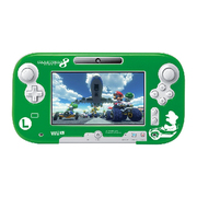 WiiU用 マリオカート8 プロテクトケース for Wii U GamePad ルイージ [Wii U Game Pad用プロテクトケース]