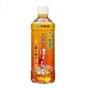 お~いお茶一番摘みほうじ茶 500ml×24 [日本茶飲料]