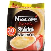 ふわラテ まったり深い味 7.5g×30P [インスタントコーヒー]