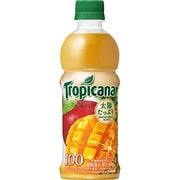 トロピカーナ 100%マンゴーフルーツブレンド ペットボトル 395ml×24本 [果汁飲料]